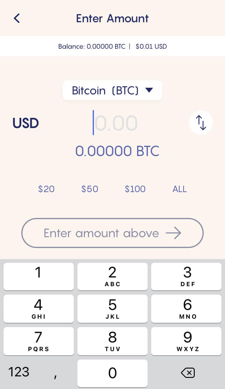 Celsius Network - Cel Pay - Send USD